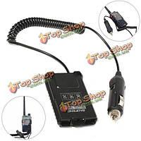 12v автомобильное зарядное устройство адаптер выпрямитель для Baofeng uv5r Plus двухстороннее радио