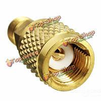 1/4-дюйма мужчина SAE 5/16-дюймов адаптера женский SAE для R410А Mini сплит-системы HVAC