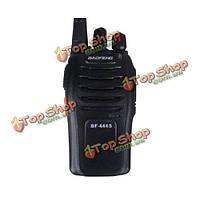 Baofeng BF-666s двусторонней радиосвязи Walkie Talkie UHF 16 каналов одна полоса приемопередатчика