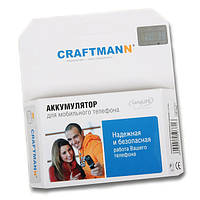 АКБ CRAFTMANN Samsung D880 Duos AB553850DE