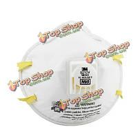 8210В частицы CoolFlow клапан PM2.5 пыли респиратор маски n95 защиты органов дыхания регулируемые