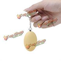 Яйцо форма личной безопасности беспроводной анти-ограбить сигнализации цвет случайный