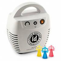 Ингалятор компрессорный Little Doctor LD 211C белого цвета (Сингапур)