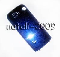 Крышка батареи FLY DS186 синяя