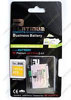 АКБ PLATINUM Sony Ericsson BST-39 970mAh