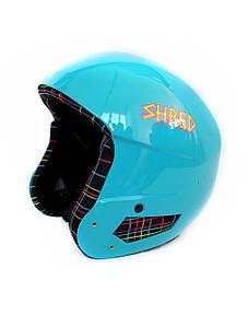 Шлем Shred Mega blue