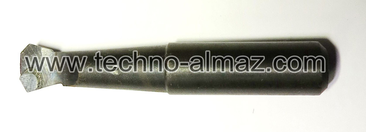 Резец токарный 803903 (осн. Гексанитом-Р) D-12 мм. L-70 мм.