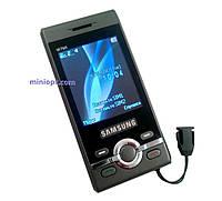 """Телефон Samsung W760 (слайдер). 2.2"""", 2 SIM, FM, фото 1"""