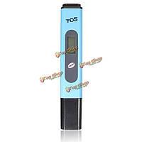 Цифровой ЖК-ТДС чистота качество температура частей на миллион метр тестер фильтра ручки ручки воды