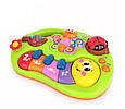 """Іграшка Huile Toys """"Веселе піаніно"""", фото 2"""