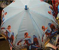 """Зонтик для мальчика """"Человек-паук"""""""