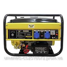 Генератор бензиновый DEFIANT DGG-2700Е-DT