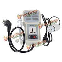 Hp-9800 85-265в 20А электрический ручной измеритель мощности розетку тестер