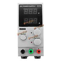 0-30В 0--5a регулируемый источник питания постоянного тока переменной точности ЖК-дисплей