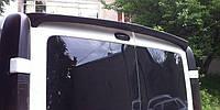 Спойлер распашной для Рено Трафик, Renault Trafic