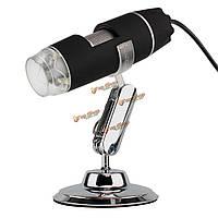 S1 USB 8 LED 1x-500x цифровой микроскоп эндоскопа лупой видеокамера реального 0.3mp/1.3mp/2mp
