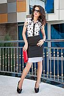 Классическая юбка Мартини из стрейч-коттона