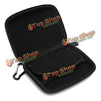 Портативный 5-дюймовый жесткий чехол для GPS чехол для переноски сумка молния мешок крышки