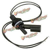 10Вт черный с боковым креплением датчик уровня воды жидкость поплавковый выключатель контроллера