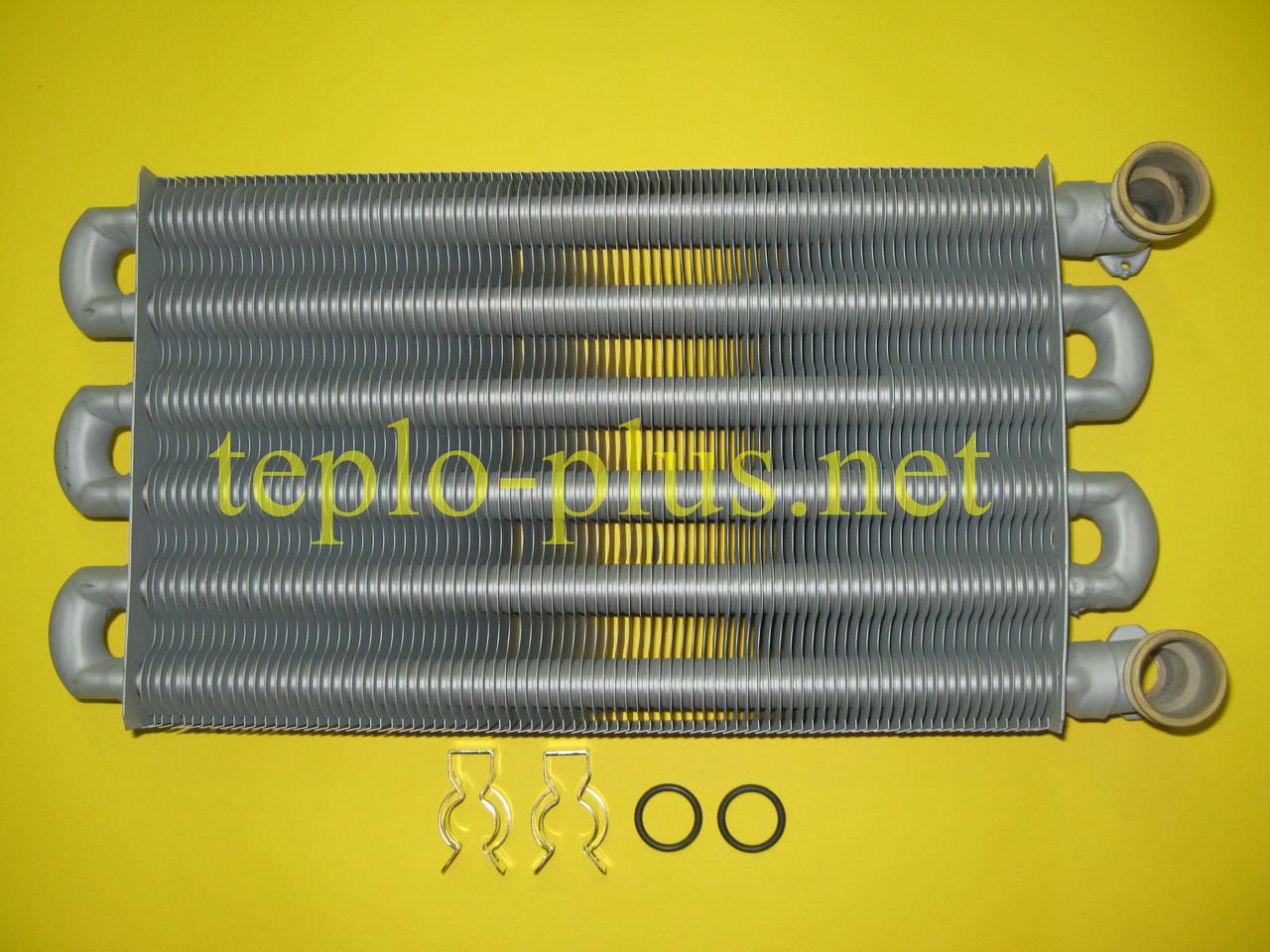 Теплообменник первичный (основной) 15003388 Hermann Supermicra 28 E/30 SE , Micra 2 30 SE, Supermaster 28 E