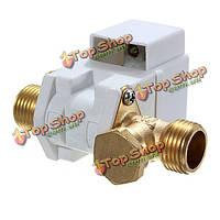 От сети переменного тока 220В 1/2 дюйма электрический н/з электромагнитный клапан для воздуха воды