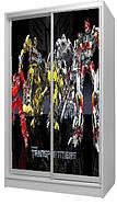 """Шкаф-купе """" Transformers """", фото 1"""