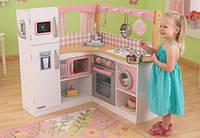 Детская игровая кухня Изысканный уголок KidKraft 53185