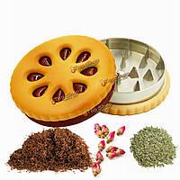 Печенье бисквитное стиль табака мясорубки травы специи дробилки