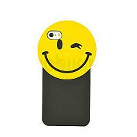Силиконовый чехол Disney iPhone 5 Smile