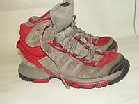 Adidas core trail _Индонезия _Кожа _ 36р _ст. 23