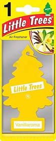 """Ароматизатор воздуха Little Trees """"Ваниль"""""""