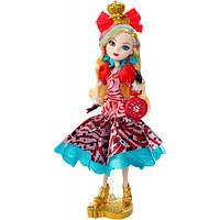 Кукла Ever After High Эппл Уайт (Apple White) из серии Way Too Wonderland Школа Долго и Счастливо  Mattel