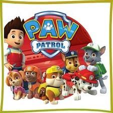 Игрушки с героями мультфильма Щенячий патруль