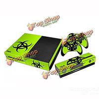Личность биологической виниловое покрытие наклейка для Xbox Kinect и один и 2 контроллера оболочек