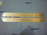 """2 модуля подсветки 42"""" V6 Edge FHD-1 REV0.4 3 D1811 (матрица LC420EUF-SDF2)."""