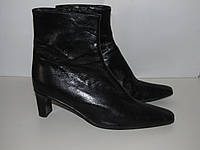 BDK _ Италия _кожаные ботинки _ качество _39р_26.5