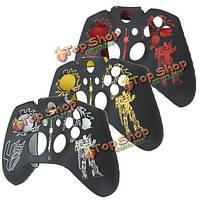 Беспроводной силиконовый гель чехол трансформаторы стиль чехол для Xbox один контроллер