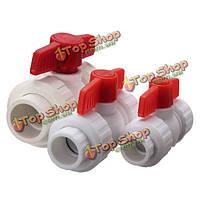 Пластиковые трубы пластиковые клапан PPR запорный кран клапан для водопровода