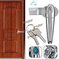 Универсиальная водонепроницаемый сплава цинка замки шкафчика Lockset запись Ручка ручка двери