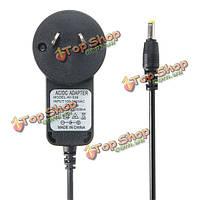 5 В постоянного тока АС зарядное устройство сетевой штекер подключения кабелей питания дорожными 4.0мм