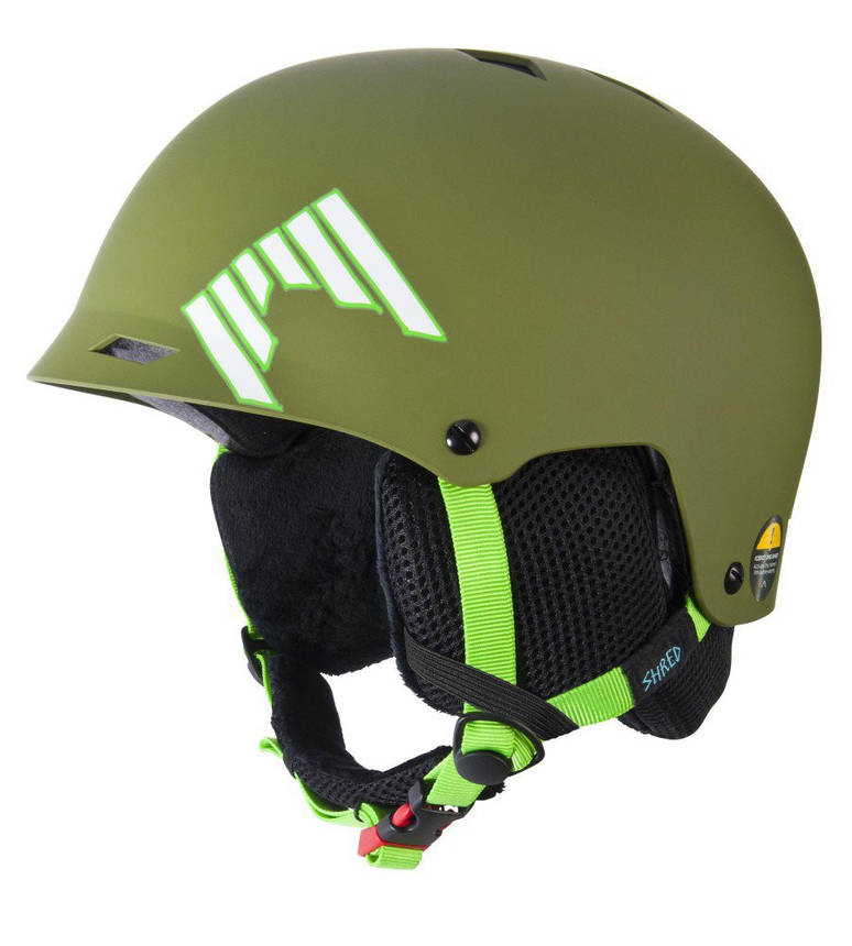 Шлем Shred Half Haki, фото 2