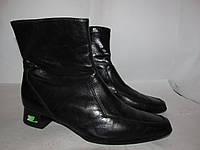 Paul Green _ Австрия _ Кожа _ стильные ботинки -26