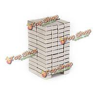 100шт N50 неодима сильные магниты блок 10мм x5мм x3мм редкоземельных NdFeB магнит прямоугольного параллелепипеда