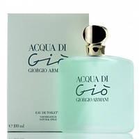 Туалетная вода для мужчин TESTER-LUX Giorgio Armani Acqua di Gio edt 100 ml