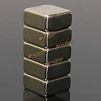 5шт N52 10мм х 10мм х 5мм блок магниты редкоземельные магниты неодим