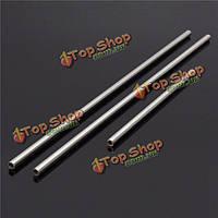 10мм x250/500мм 304 стальной стержень из нержавеющей трубы круглого сечения