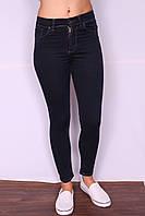 Женские джинсы с завышенной талией без потертостей (американка) ODL ( код 144), фото 1