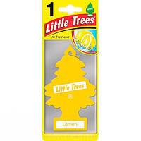 "Ароматизатор воздуха Little Trees ""Лимон"""