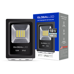 Прожектор LED GLOBAL FLOOD LIGHT 10W 5000K ХОЛОДНЫЙ СВЕТ(1-LFL-001)