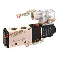 Пневматический электромагнитный воздушный клапан DC12V 5-ходовой 2 положения клапана